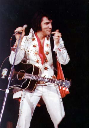 elvis on tour 1972